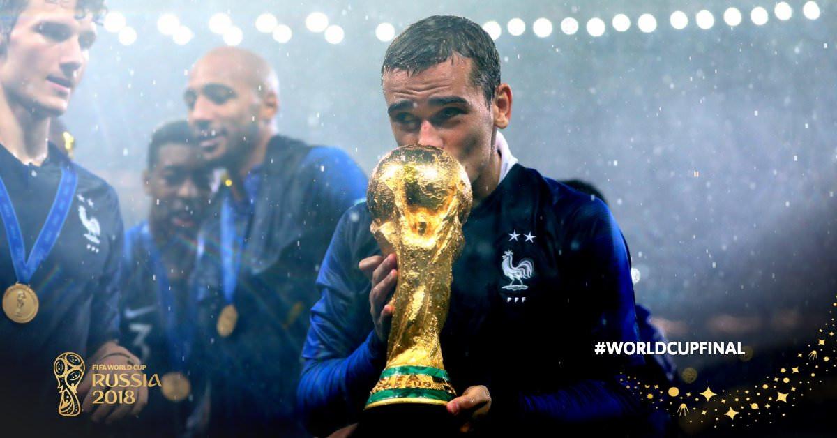 Bilan de la Coupe du monde 2018 des pronostics